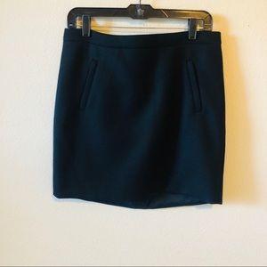 J.CREW wool skirt size 6